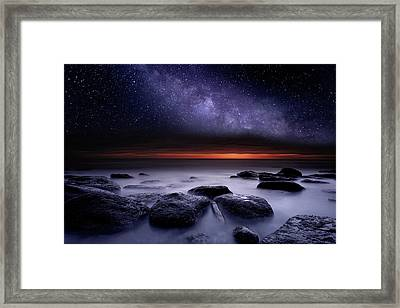 Search Of Meaning Framed Print by Jorge Maia