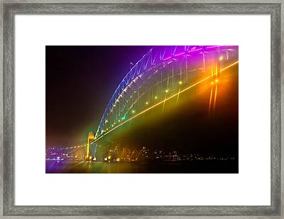 Search Party Framed Print by Az Jackson