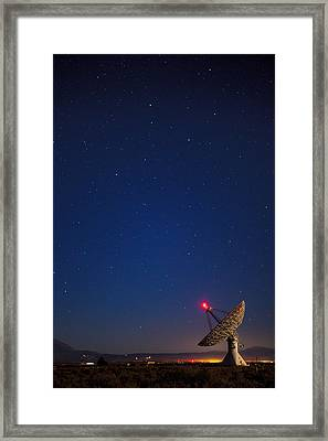 Searching Framed Print by Andrew Soundarajan