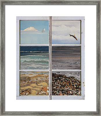 Searching For Freedom Framed Print