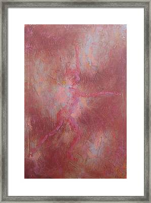 Searching For My Soul Framed Print by Emily Page