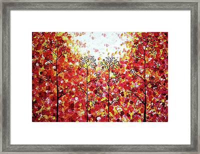 Searching For Spring Framed Print by Daniel Lafferty