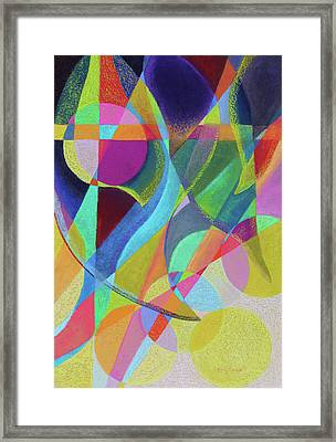 Searching For Truth Framed Print by Polly Castor