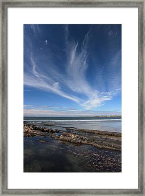 Seascape Ireland Framed Print by Pierre Leclerc Photography
