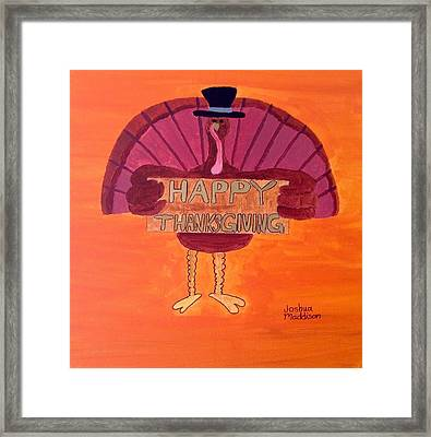 Tradition Holiday Framed Print
