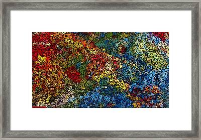 Seasons Framed Print by Chakanaka Zinyemba