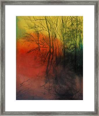 Seasons Change Framed Print