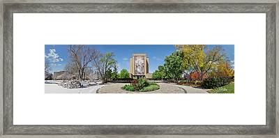 Seasons Of Learning Framed Print by Ryan Ketterer