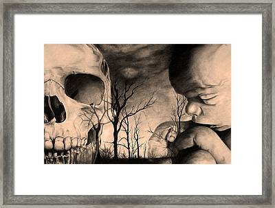 Seasons Framed Print by Phil Spaulding