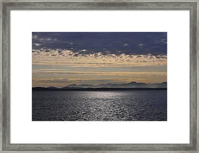 Seattle Framed Print by Mandy Wiltse