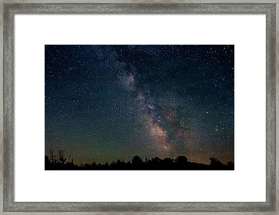 Second Wish Framed Print by Heather Kenward