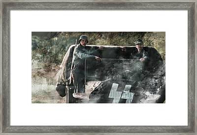 Second World War 0285 Framed Print by Jani Heinonen