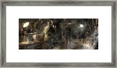 Second World War 032562 Framed Print by Jani Heinonen