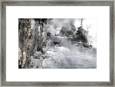 Second World War 0341 Framed Print by Jani Heinonen