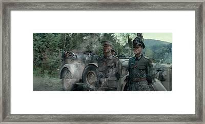 Second World War 04656 Framed Print by Jani Heinonen