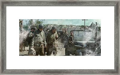 Second World War 0665 Framed Print by Jani Heinonen