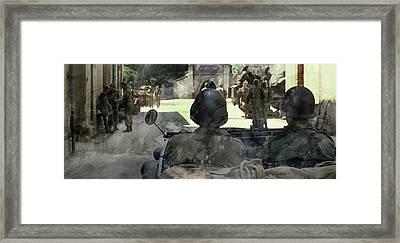 Second World War 08895 Framed Print by Jani Heinonen