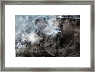 Second World War 101 Framed Print by Jani Heinonen