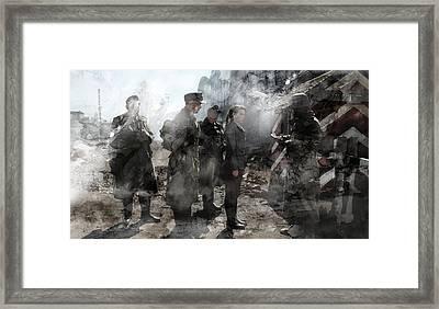 Second World War 133 Framed Print by Jani Heinonen