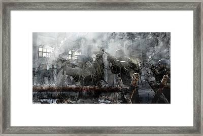 Second World War 140 Framed Print by Jani Heinonen