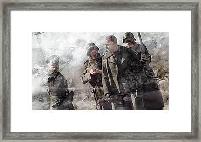 Second World War 141 Framed Print by Jani Heinonen