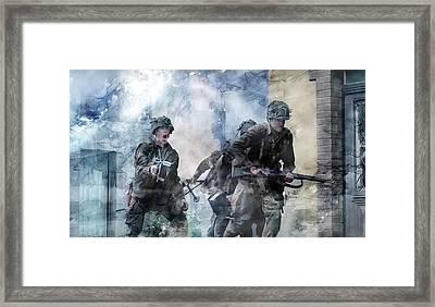 Second World War 181 Framed Print by Jani Heinonen