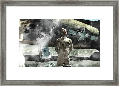 Second World War 21 Framed Print by Jani Heinonen