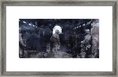 Second World War 25 Framed Print by Jani Heinonen