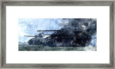 Second World War 27 Framed Print by Jani Heinonen