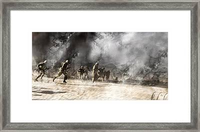Second World War 305 Framed Print by Jani Heinonen