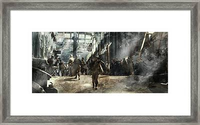 Second World War 3255 Framed Print by Jani Heinonen