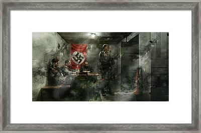 Second World War 422 Framed Print by Jani Heinonen