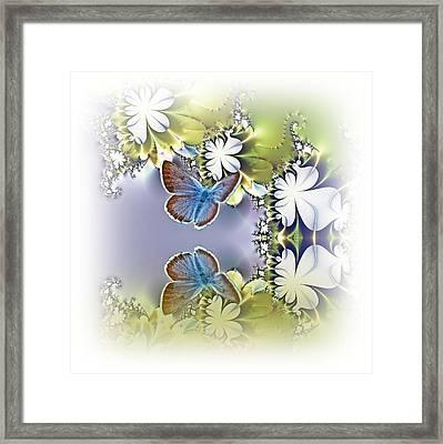 Secret Garden Framed Print by Sharon Lisa Clarke