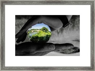 Secret Places Framed Print