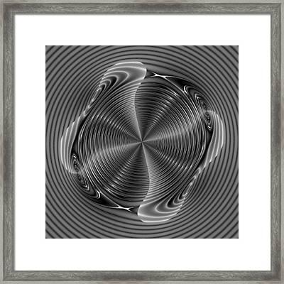 Secretired Framed Print