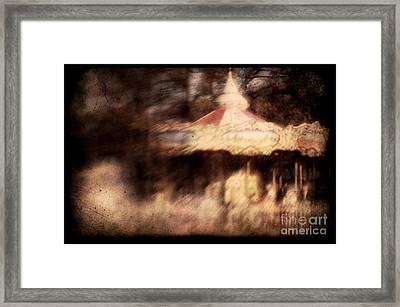Secrets Framed Print by Andrew Paranavitana
