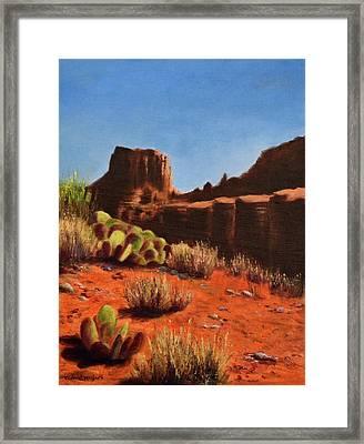 Sedona 33 Framed Print
