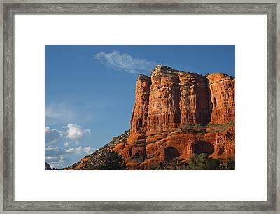 Sedona Arizona 1 Framed Print by Susan Heller