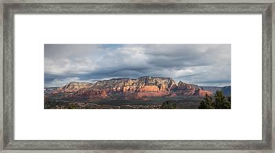 Sedona Arizona Framed Print by Joseph Smith