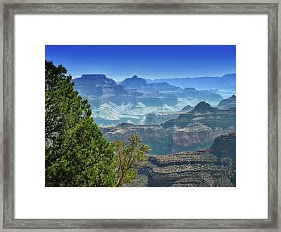 Sedona No. 1-1 Framed Print
