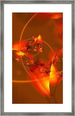 Sedona Valentine 1 Framed Print