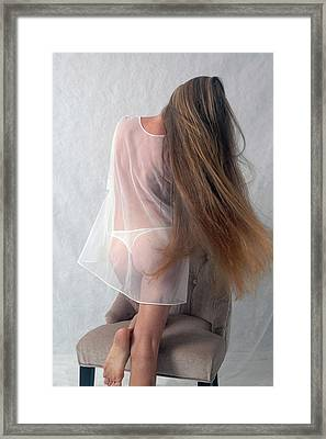 Seduction Framed Print by Nancy Taylor