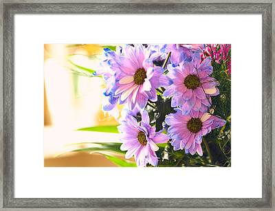 Seductive Sticks Framed Print by Tgchan