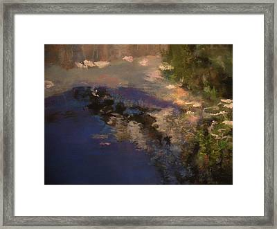 Seductive Waters Framed Print by Anita Stoll