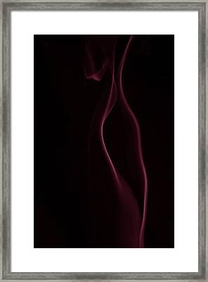 Seductress Framed Print by Mark Denham