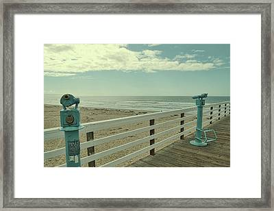 See Coast Framed Print by JAMART Photography