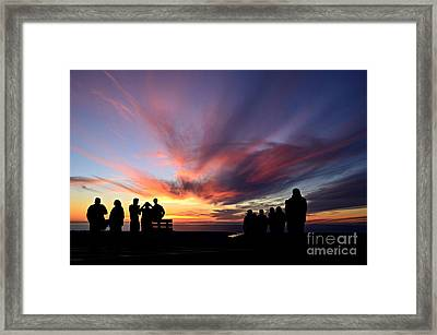 See How Precious People Are Framed Print