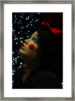 See How They Shine For You Framed Print by Jez C Self