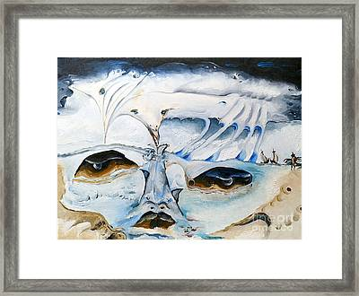 See Serpent Framed Print by Jacabo Navarro