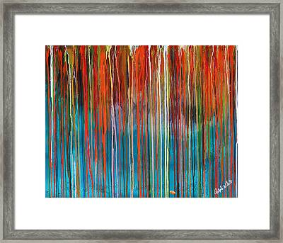 Seed Framed Print by Ralph White